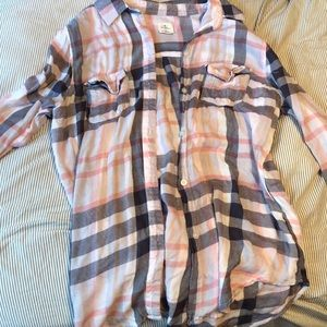 O'Neill Spring/summer colored flannel